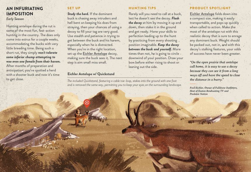 Montana Antelope Big Game Guide