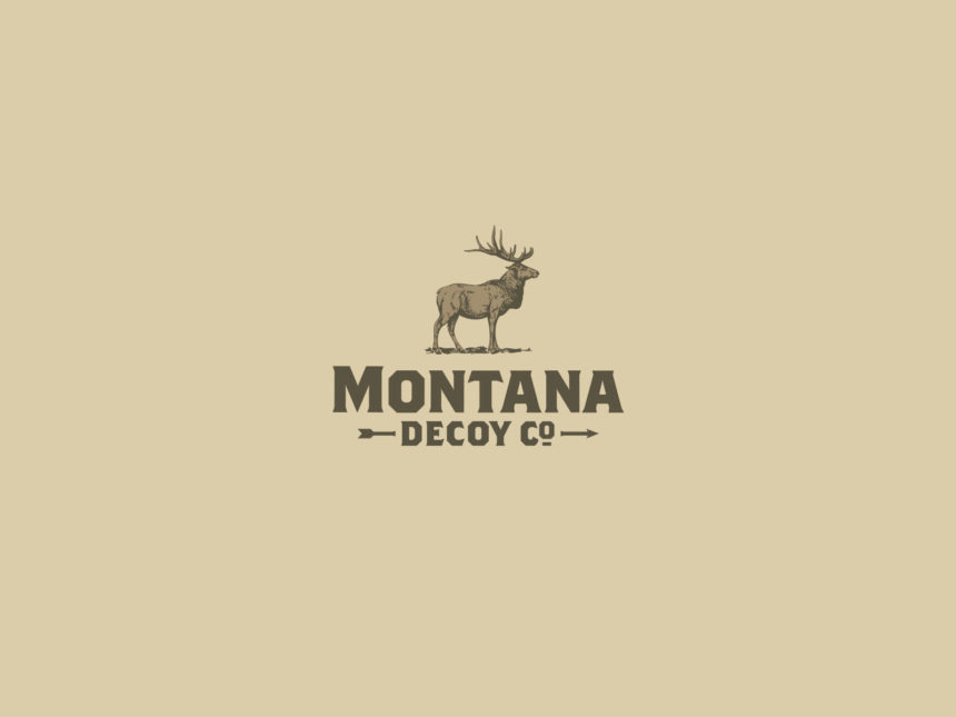 Montana Decoy Branding Right
