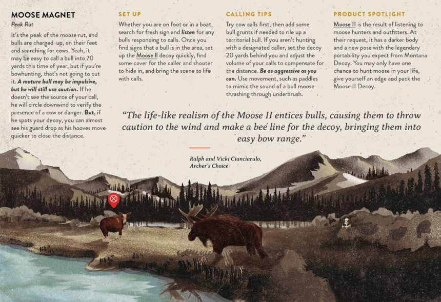 Montana Moose Big Game Guide